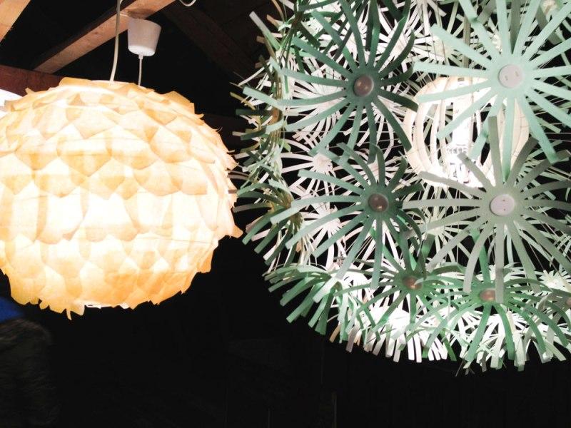 DIY-maskroslampa